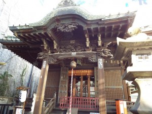 品川・高山神社